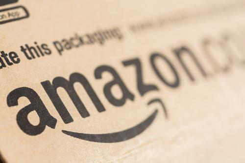 Amazon revenue vs SME revenue worldwide