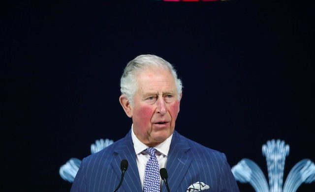 Prince Charles at Davos, 'the biggest business challenges lie ahead'