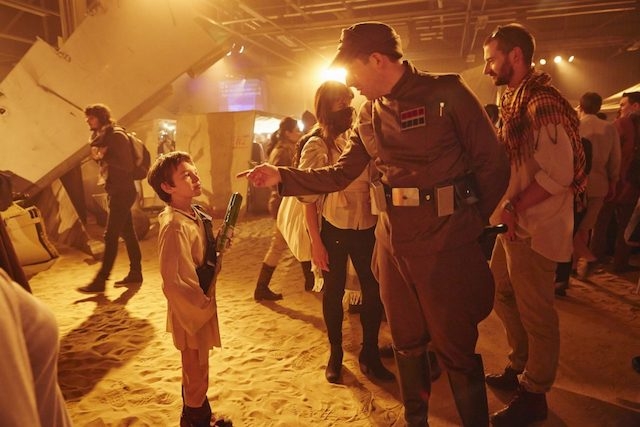 Secret Cinema Star Wars