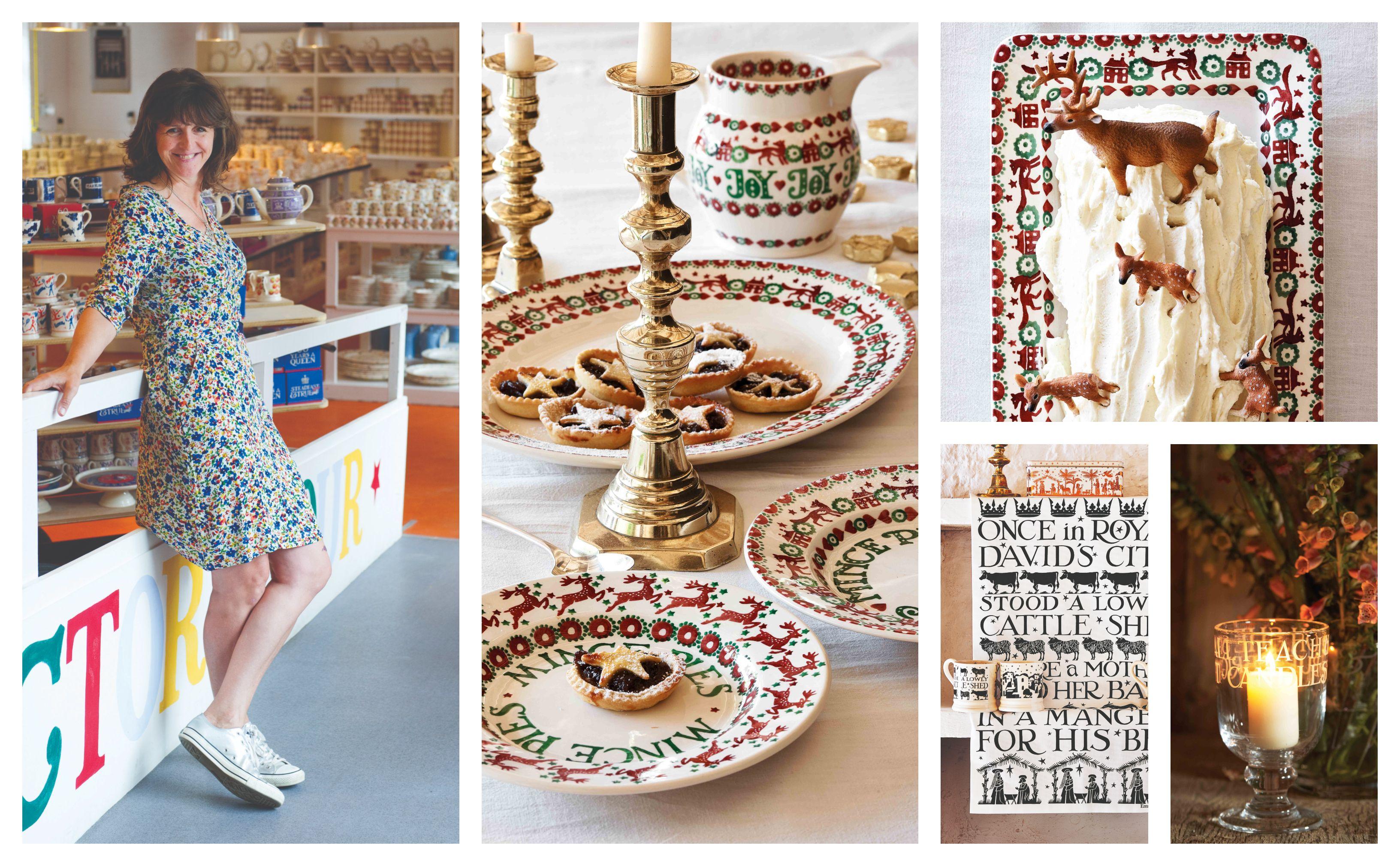 Ceramics brand Emma Bridgewater secures 8m investment from BGF