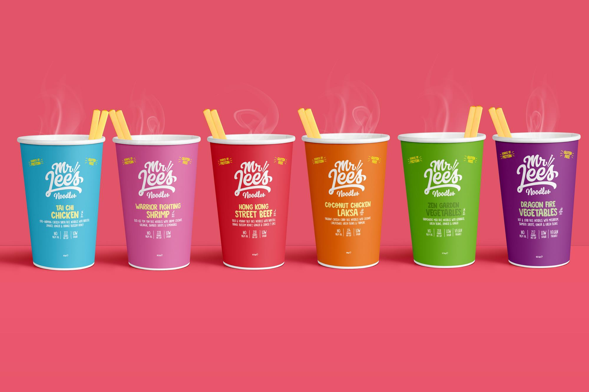 Noodle startup hits £1.75m funding target in 5 days