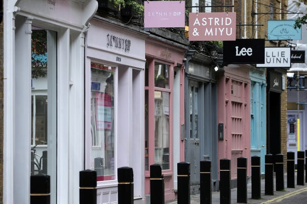 retailers face collpaser
