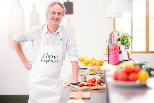 Quality meal provider, Charlie Bigham shares his coronavirus survival story