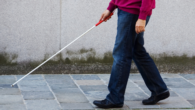 """Smart cane"" for the visually impaired raises 600k in first round of funding"