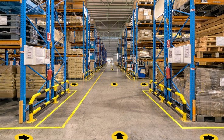 Social Distancing: What is the new norm for retailers and warehouses?