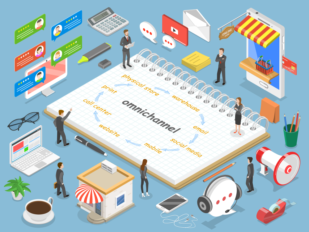 Covid-19 can be a catalyst for your omnichannel retail strategy