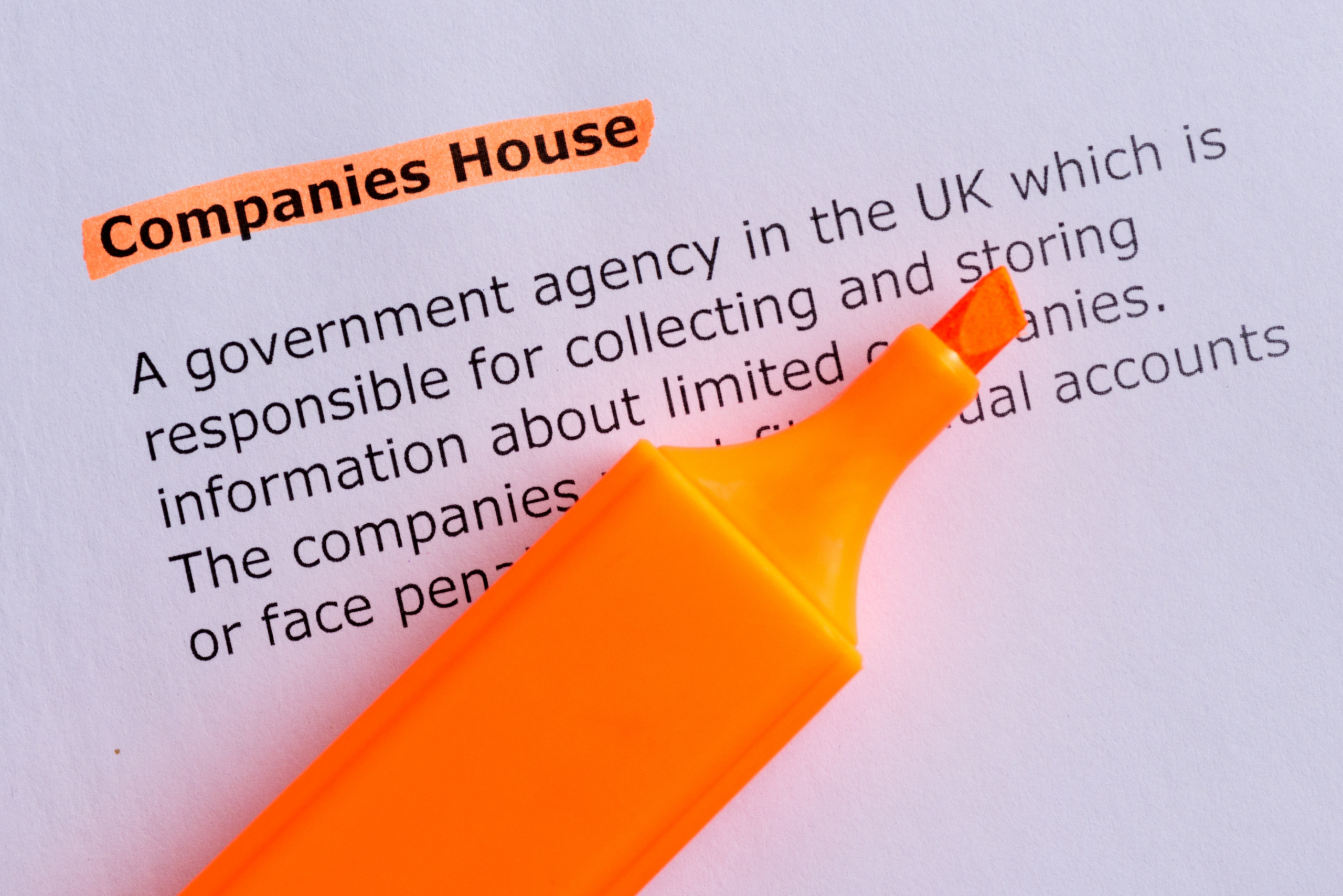Reforms to Companies House to clamp down on fraud
