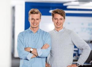 Holidu founders Michael and Johannes Siebers