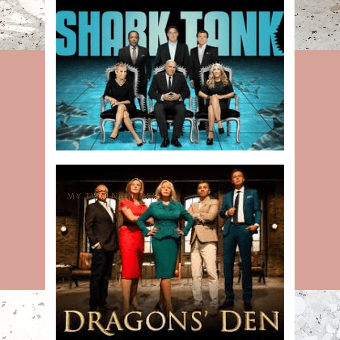 What American Dragon's Den 'Shark Tank' can teach you about communication skills