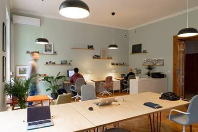 3 in 4 businesses considering post Covid-19 'meet up' spaces rather than full time offices
