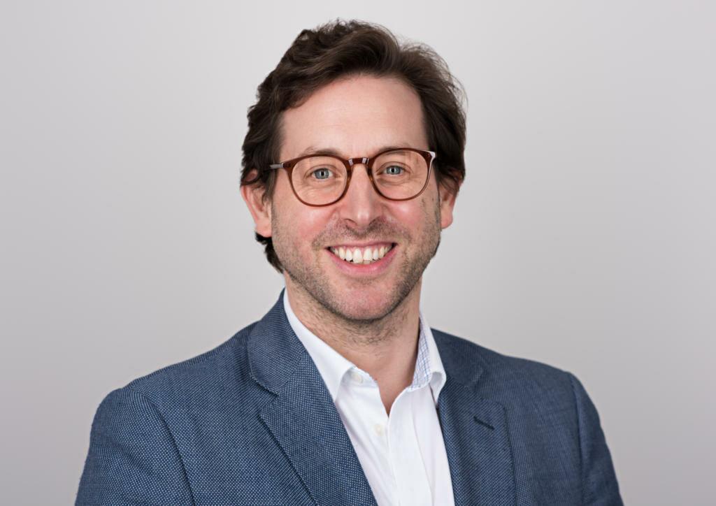 Professional headshot, Tax advisor Andrew Oury