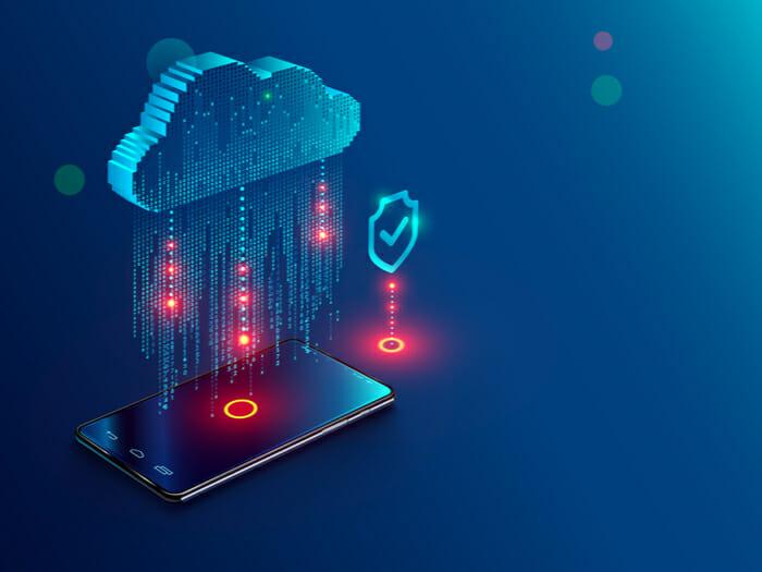 Zero-knowledge cloud storage security