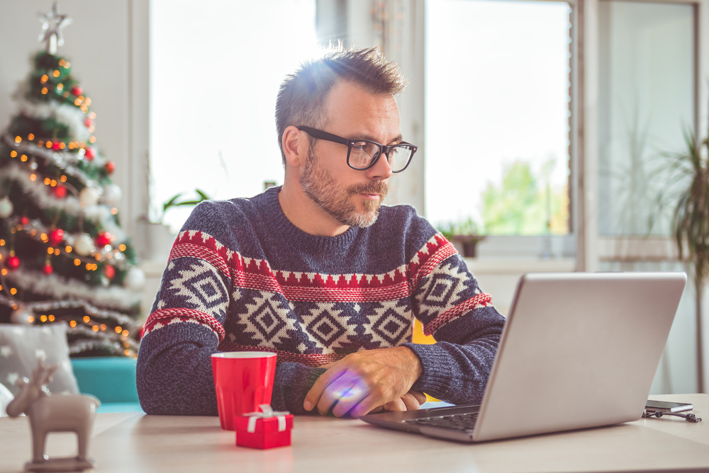 Is working from home over the holidays the 'new normal'?
