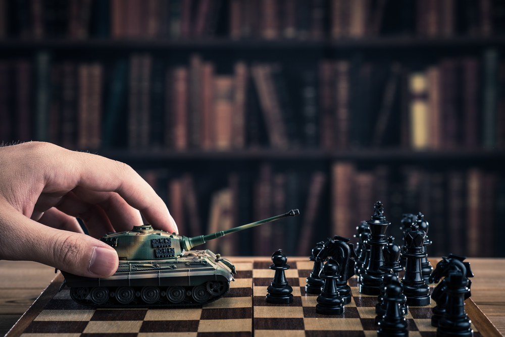 Wargaming ? The secret of business resilience