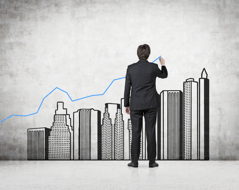 Concept - Commercial Property Investment