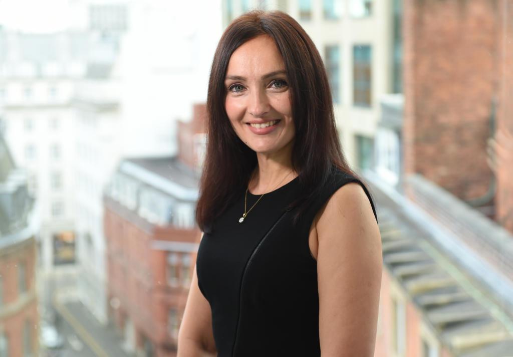 Nataliya Healey - UK commercial property expert - Professional headshot