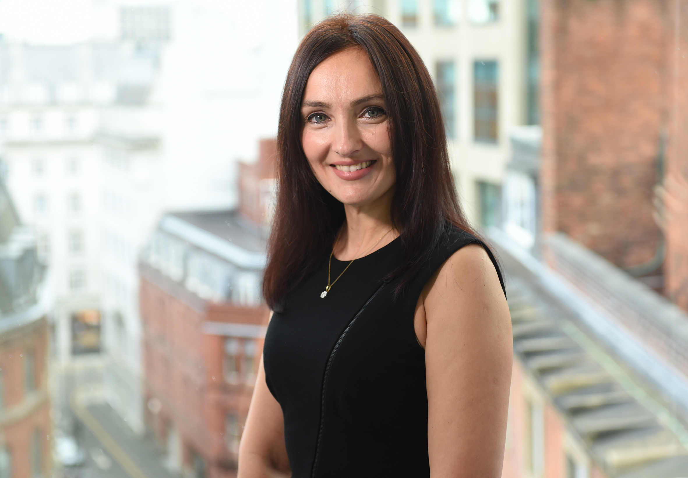 Nataliya Healey - UK commercial property expert - Professional headshot