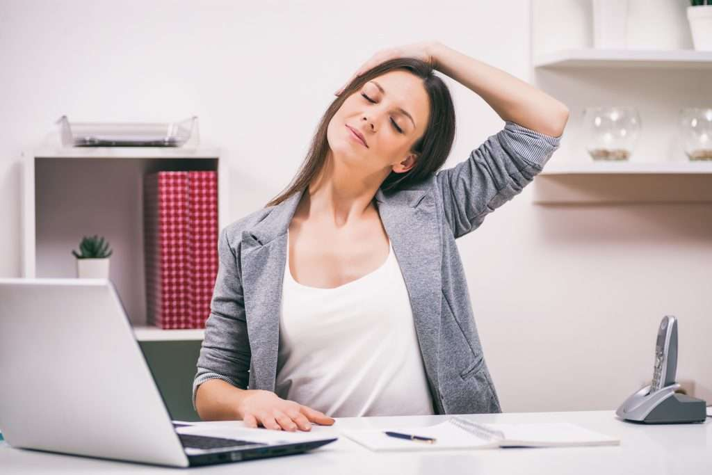 Best stretches to do if you sit all day at work