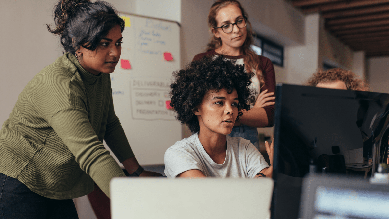 Tech leadership: creating a culture of female inclusion at the top