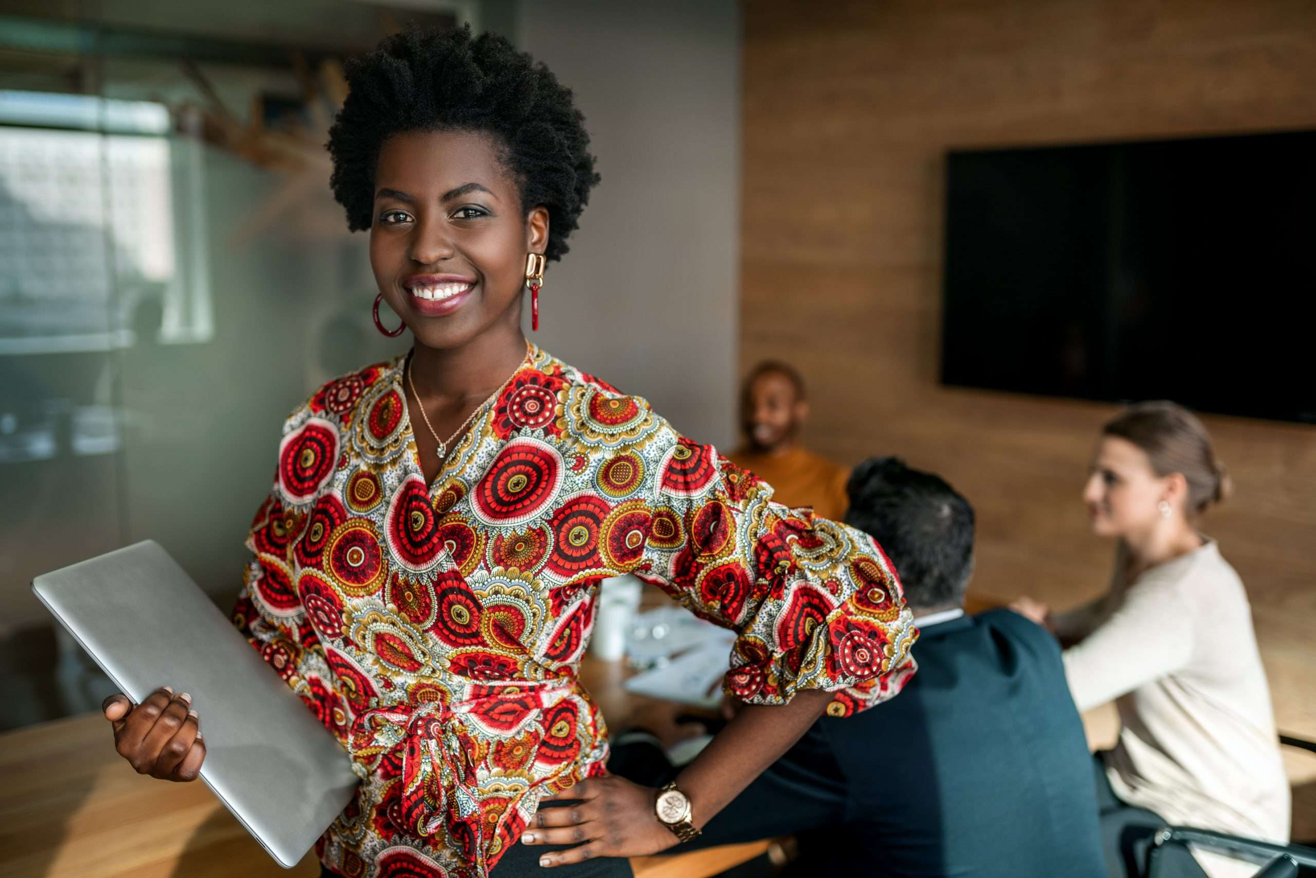 5 inspirational black female UK entrepreneurs