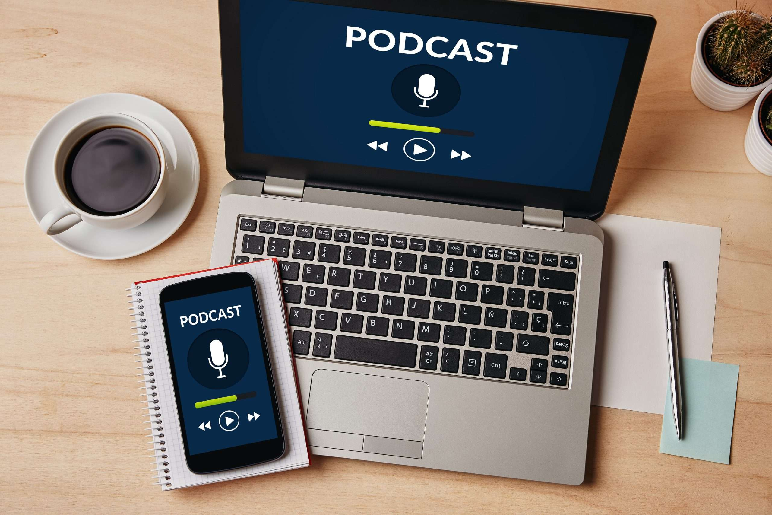 Top 10 UK business podcasts for entrepreneurs