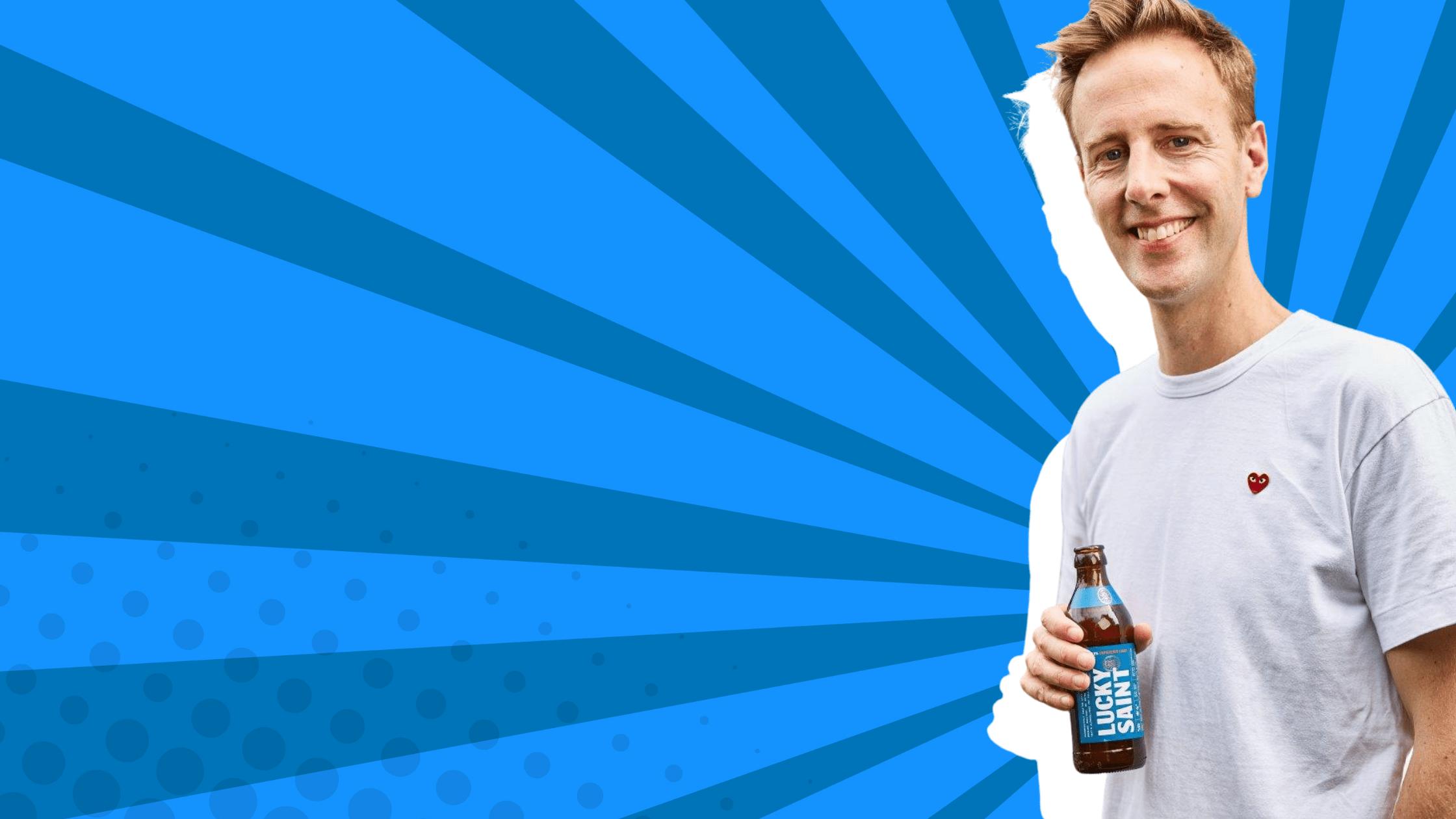 Luke Boase: Shaking Up the Beer Industry