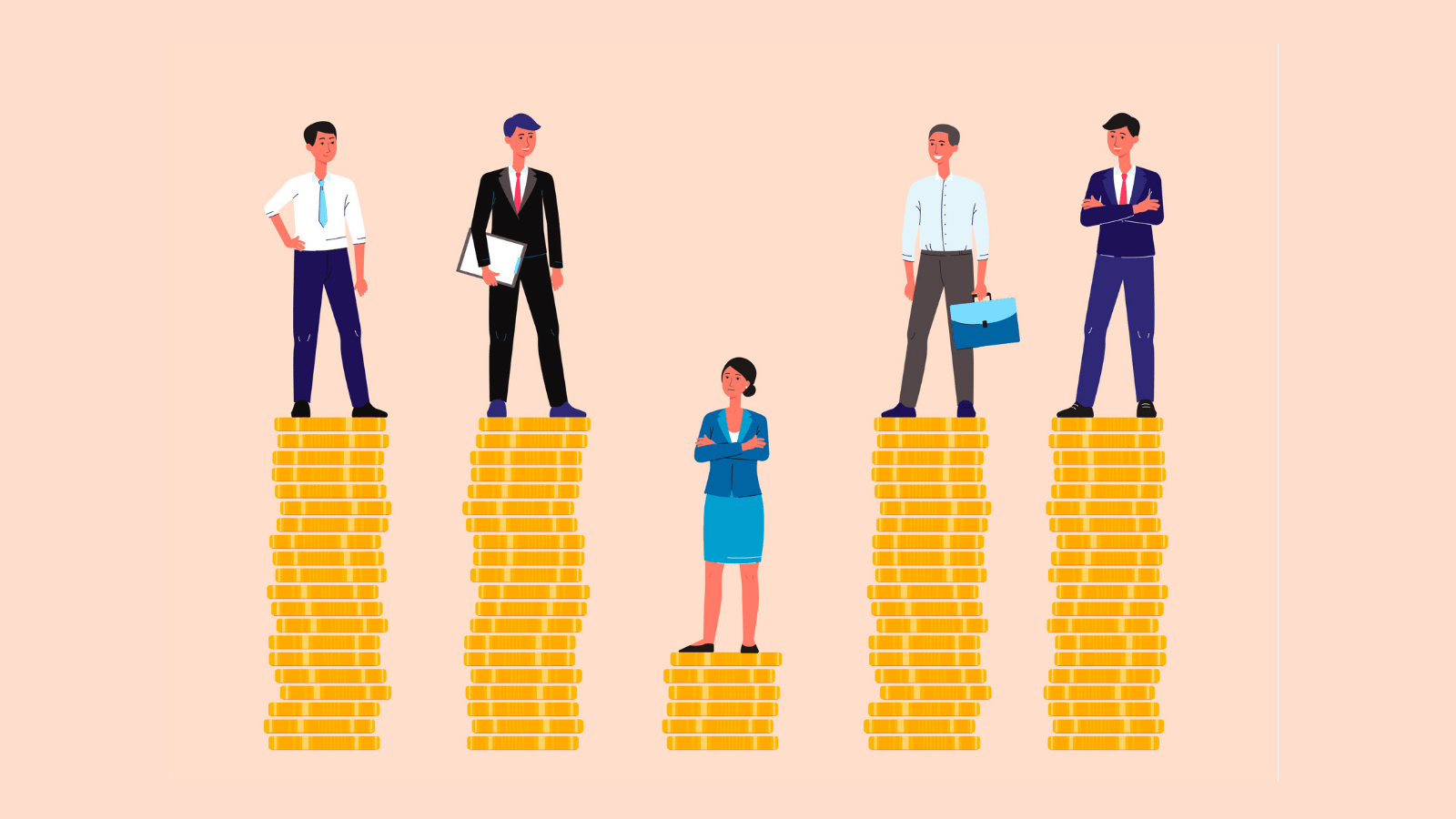 Is the Gender Pay Gap still evident in the Modern-Day Working World?