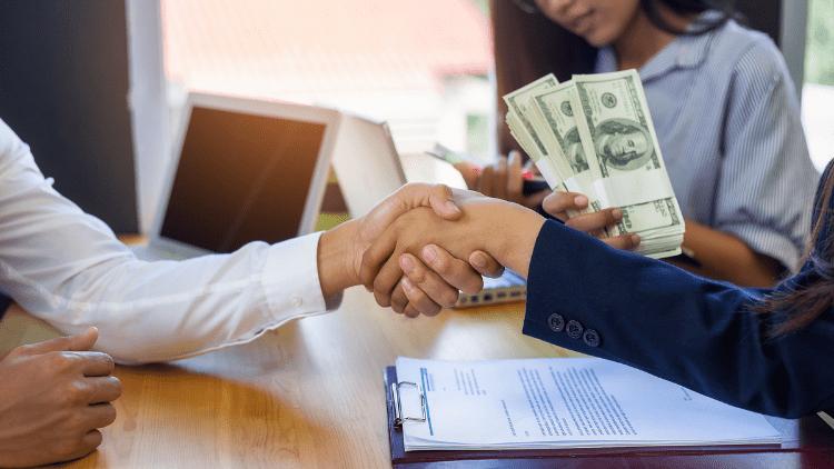 debt finance cash