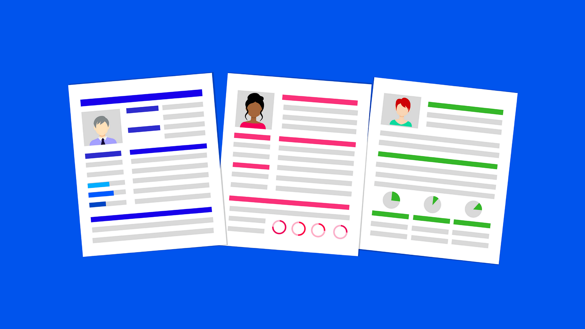 What is the work of a HR recruiter?