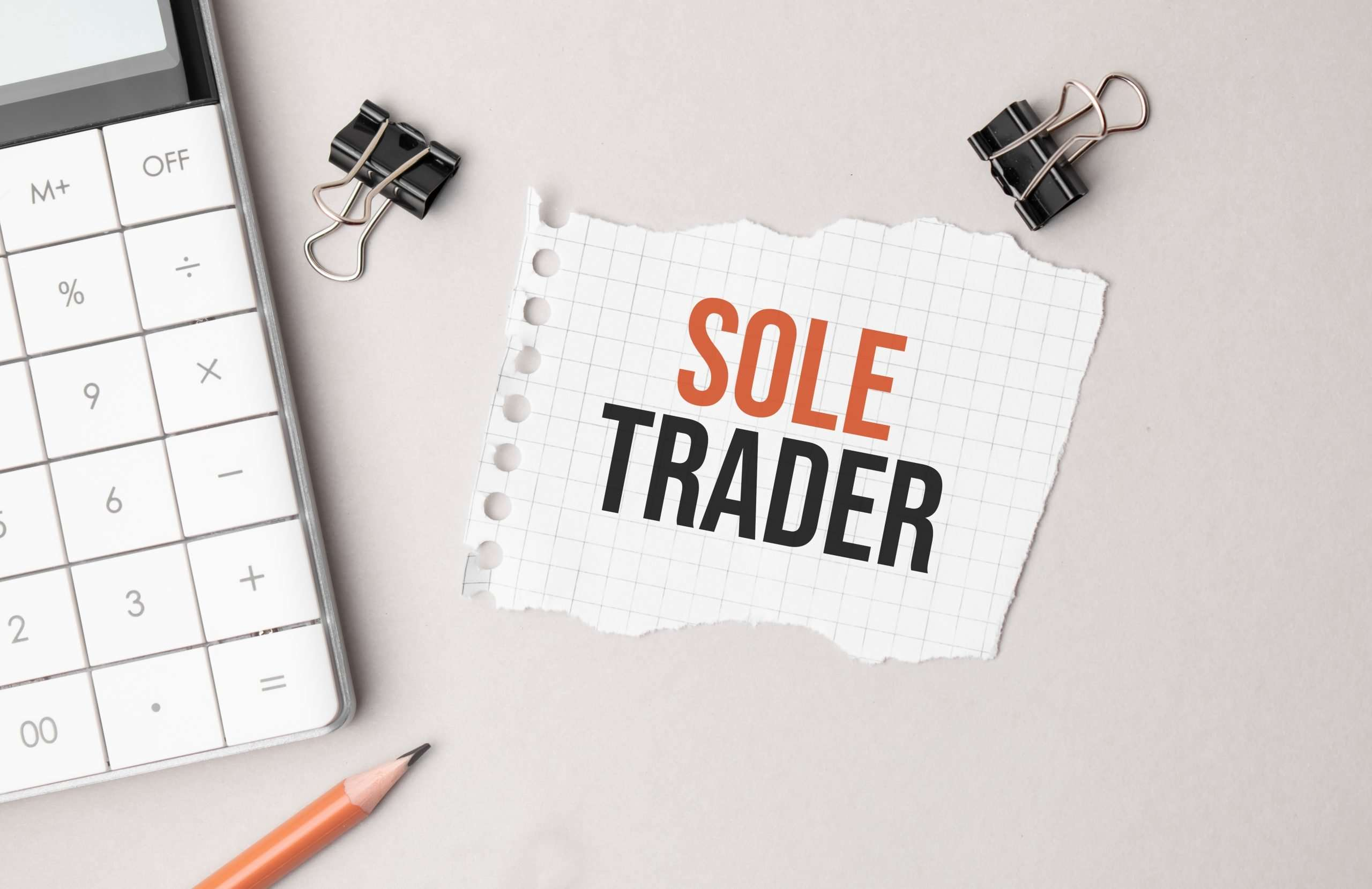 How can a sole trader raise finance?