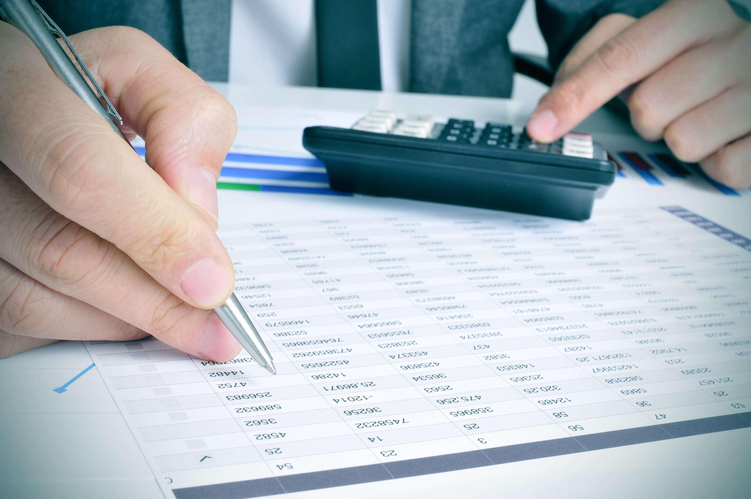 Công ty tài chính tính lãi như thế nào?