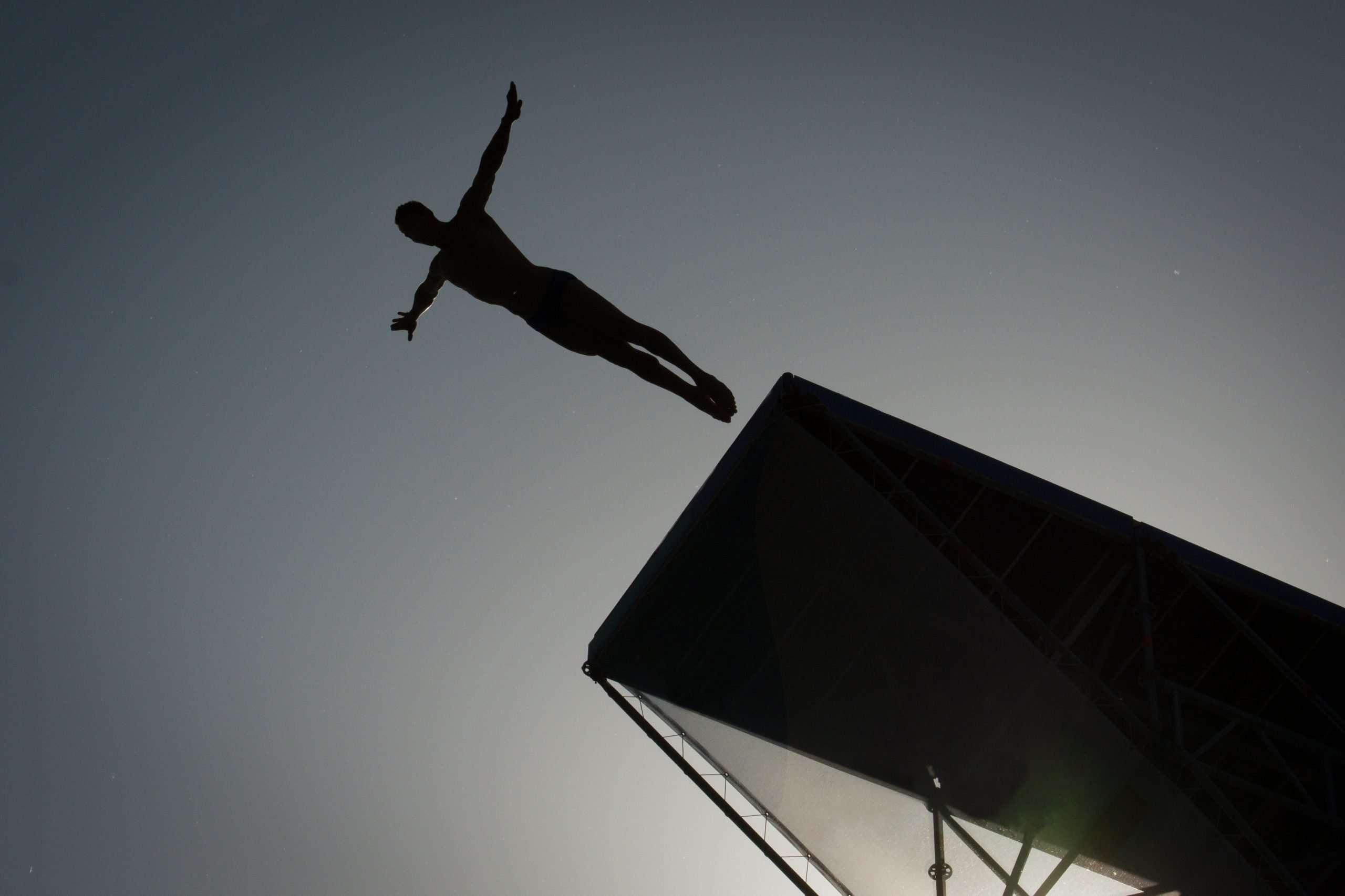 Hãy dũng cảm, mạnh dạn và có một bước nhảy vọt của niềm tin