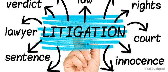 advantages of litigation in business
