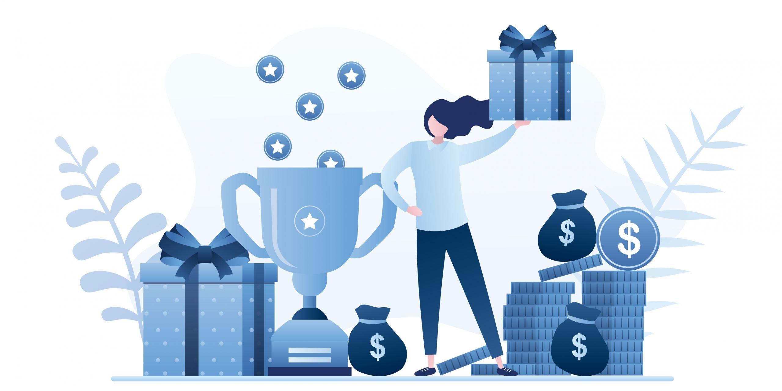 Các chiến lược hàng đầu để có một chương trình phần thưởng thành công -