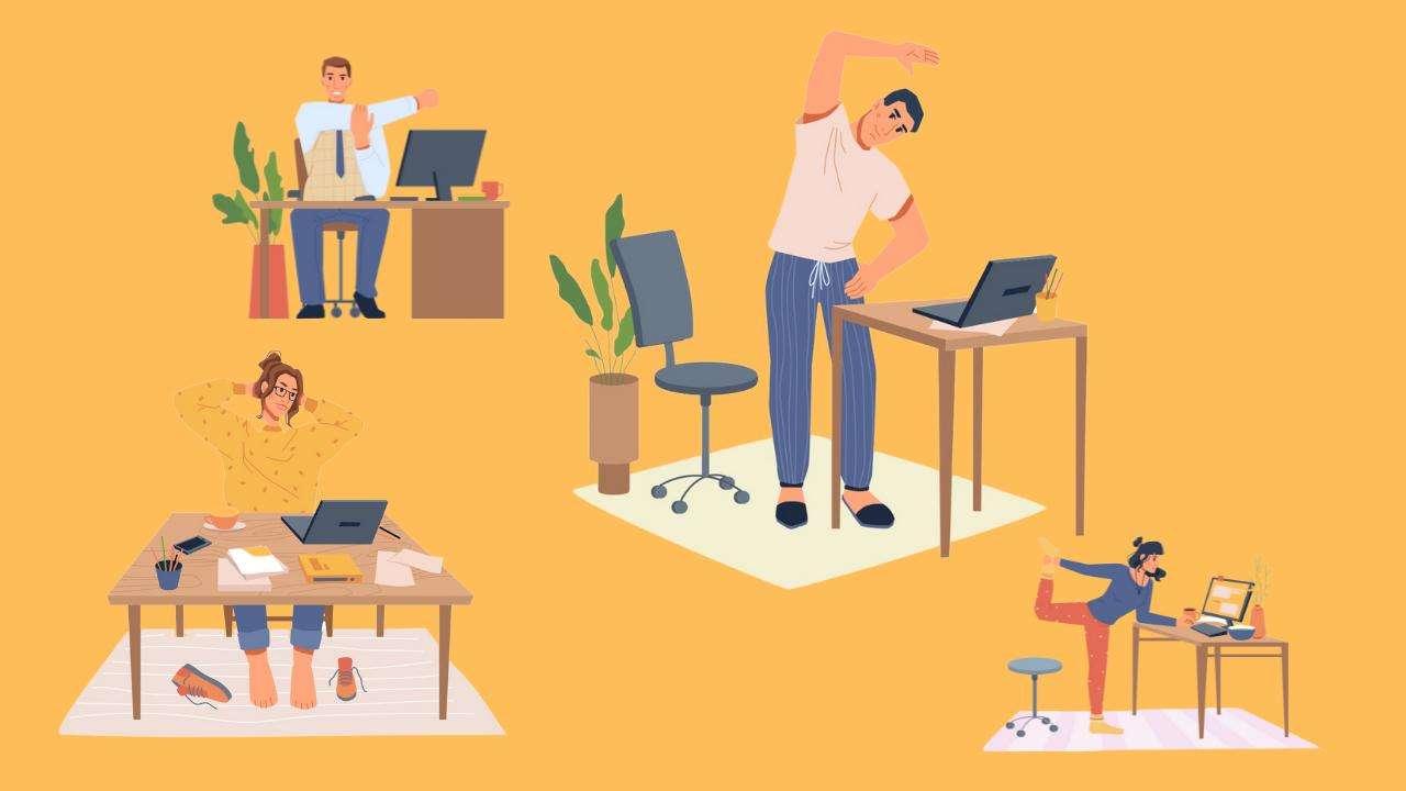 5 cách để tăng mức năng lượng của bạn tại nơi làm việc