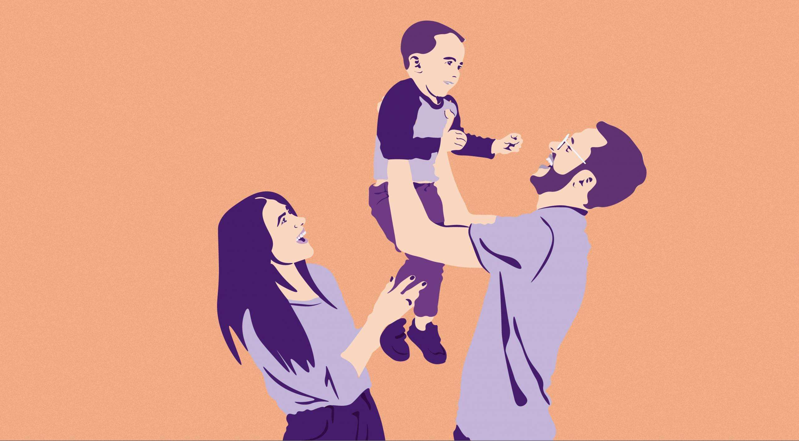Cung cấp Chính sách Nghỉ phép Chung của Cha mẹ Công bằng hơn